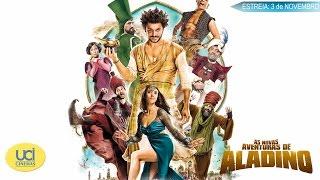As Novas Aventuras De Aladino - Trailer - UCI Cinemas
