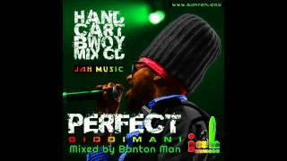 Perfect Giddimani -- Hand Cart Bwoy : The mix CD