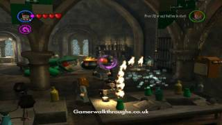 Lego harry potter walkthrough - Strength potion