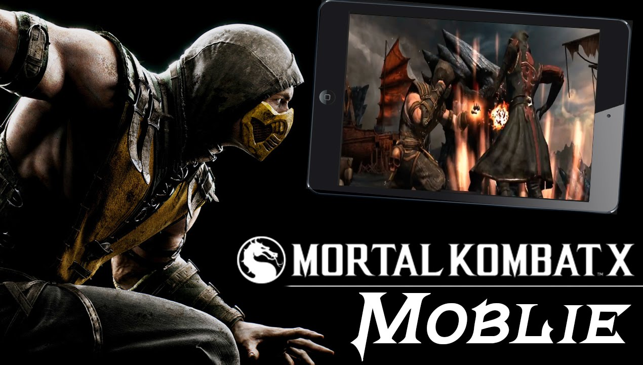 mortal kombat x mobile app