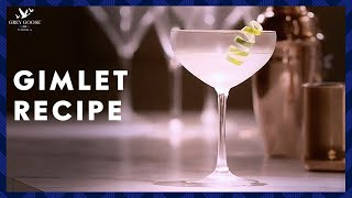 Gimlet: Grey Goose Vodka Cocktail