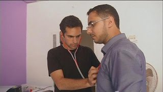 Cheap 3D Printed Stethoscope From Gaza Strip