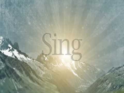 Sing by Israel Houghton and Aaron Lindsey