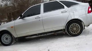 Тест  резины Cordiant Snow Cross