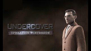 UNDERCOVER : OPERATION WINTERSUN  -  Debut Trailer