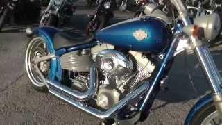 032907 - 2009 Harley Davidson Rocker - Used Motorcycle For Sale