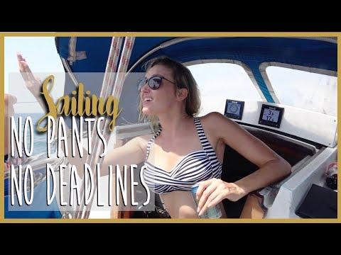 Sailing: NO PANTS NO DEADLINES (2018)