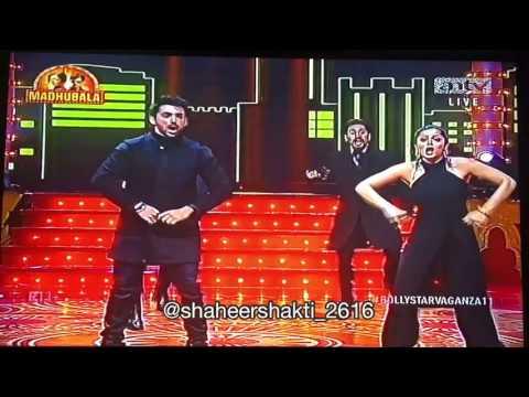 Arjit Taneja & Drashti Dhami dancing on Iski Uski