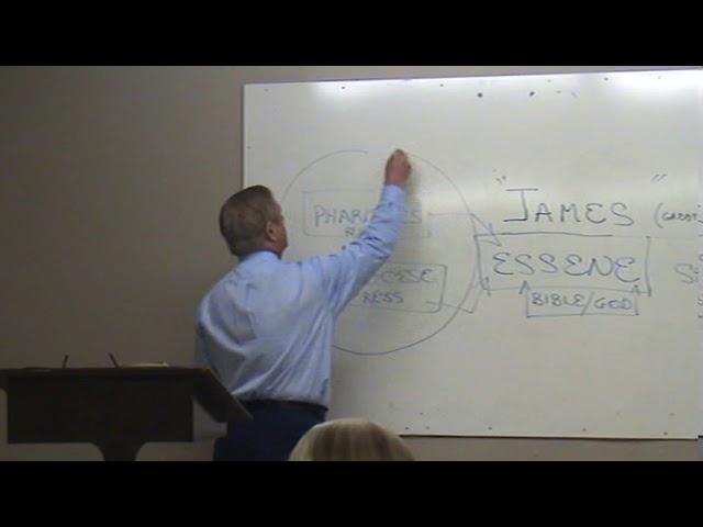 PreacherTom.com - James Chapter 1
