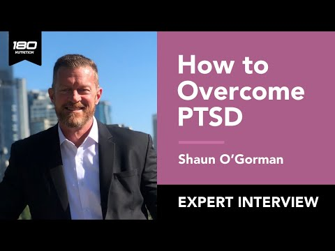 Shaun O'Gorman: From PTSD to The Strong Life Project. Making Everyday Count