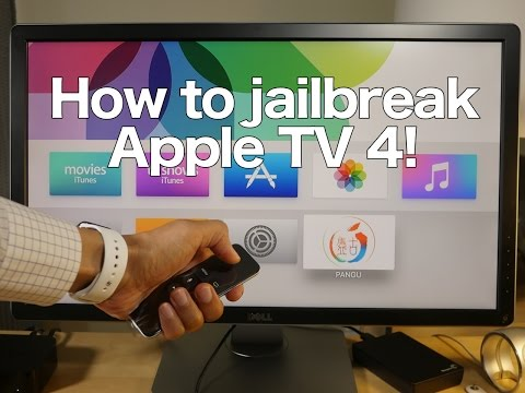 How-To: Jailbreak Apple TV 4 (9.0.x) for Free!