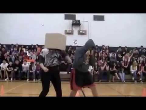 Royal Middle school Harlem shake