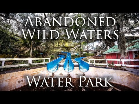 Abandoned Wild Waters - Water Park at Silver Springs - Ocala, FL