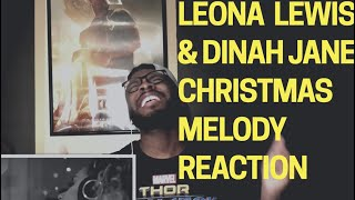 Leona Lewis & Dinah Jane Christmas Melody *REACTION*