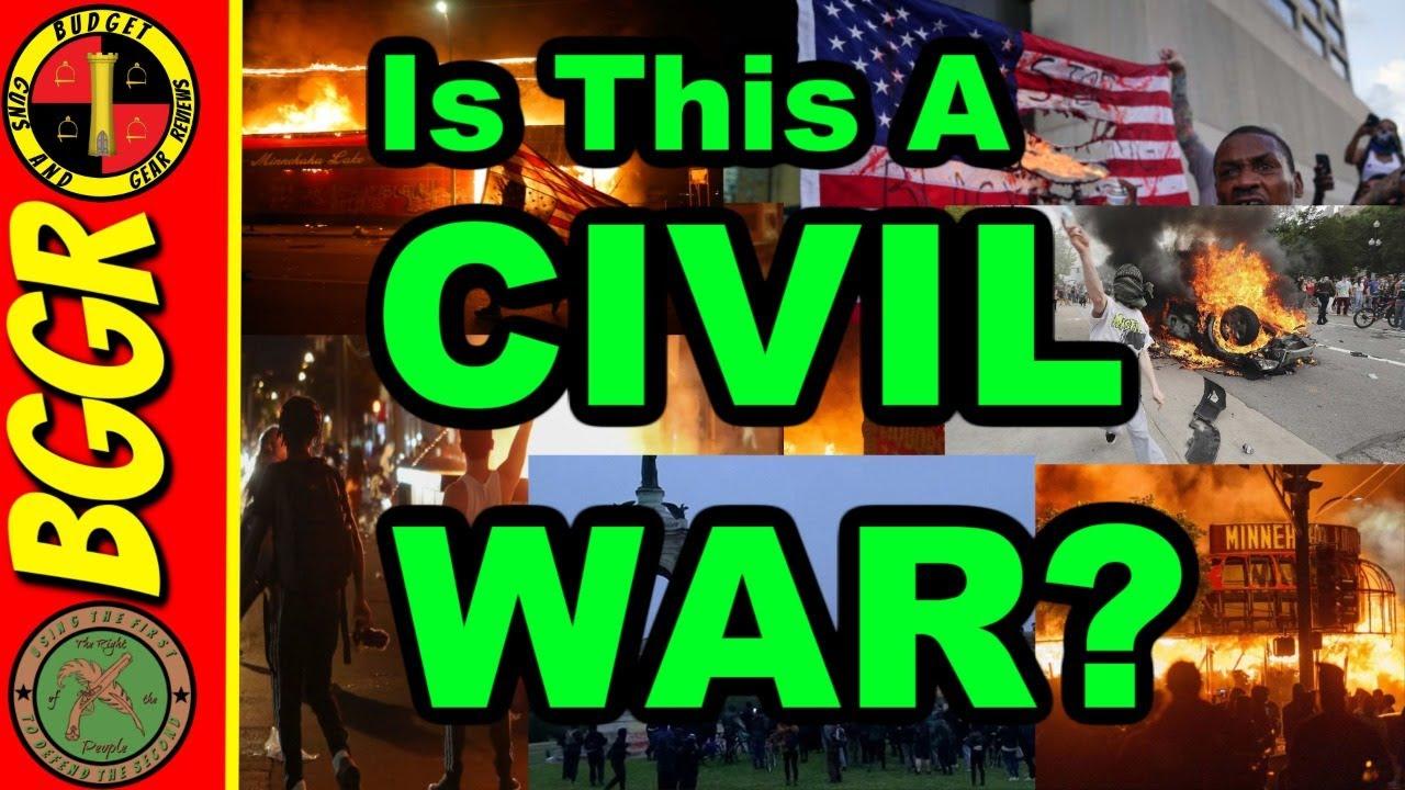 Is This A Civil War?