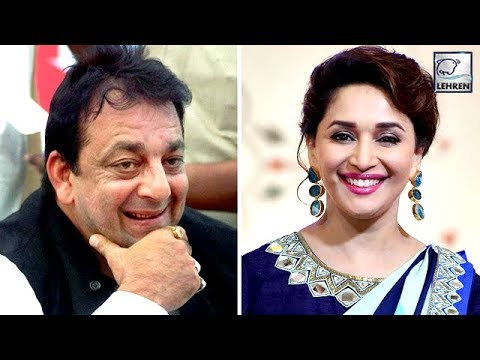 When Sanjay Dutt & Madhuri Dixit Met After 22 Years