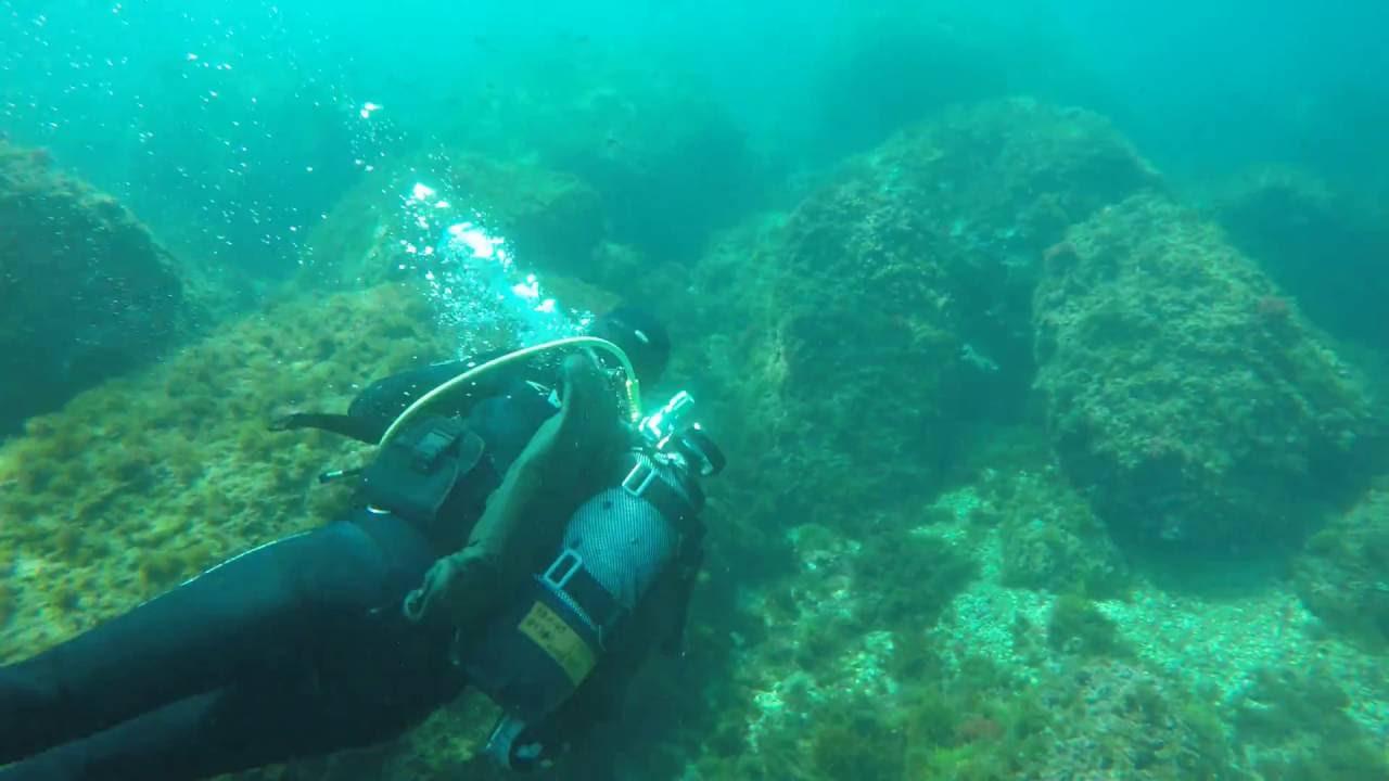 Campsite South Brittany France - Scuba diving - CAMPING LA ...  |Scuba South France