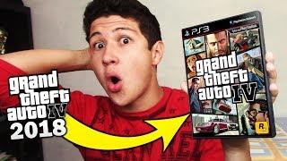 ASI ES JUGAR GTA IV EN EL 2018!! Grand Theft Auto 4