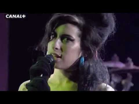 Valerie  at La Semaine 2007  Amy Winehouse