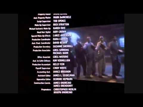 [Vietsub-Movie] Michael Jackson Moonwalker 1988 Part 9/9 Credits