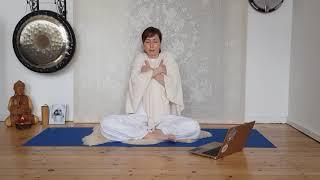 Медитация для эмоционального баланса
