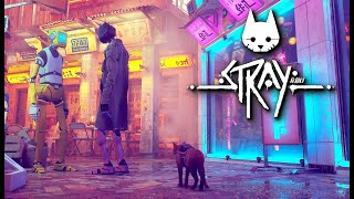 There's a Cyberpunk Cat Simulator Game Coming, And It Looks So Amazing