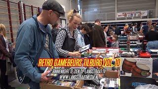 Gambar cover Retro Gamebeurs Tilburg Vol. 10 (2019) - Langstraat TV (Promo)