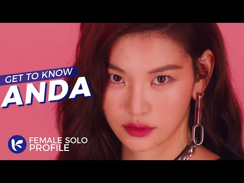 Anda (안다) Profile & Facts (Birth Name, Birth Date etc..) [Get To Know K-Pop]