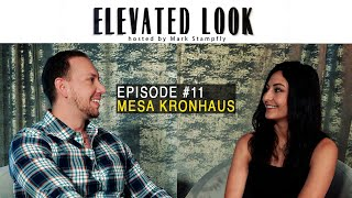 Mesa Kronhaus YouTube Social Media Expert to Celebrities Influencers Elevated Look 11