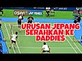 Wakil Tuan Rumah Jepang ditaklukkan Great Daddies!! JPN vs INA - M.Ahsan/Hendra Setiawan  MEN DOUBLE