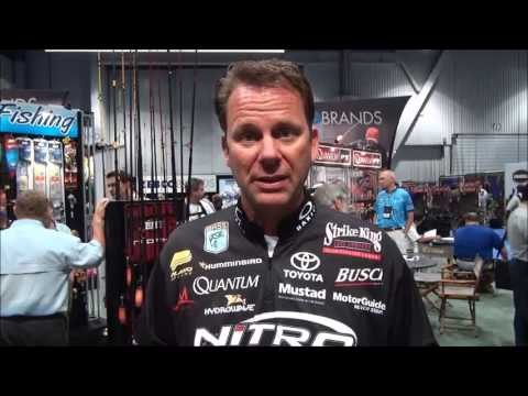 KVD talks about his role at ICAST