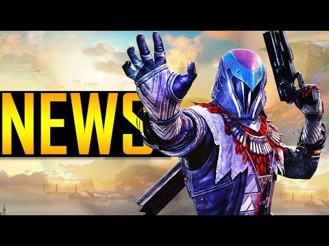 Destiny 2 - BIG NEWS UPDATE!
