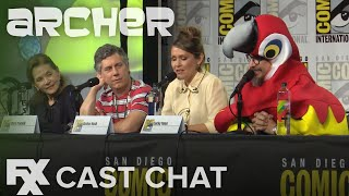 Archer | Favorite Moments from the Cast of Archer | FXX