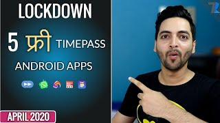 Top 5 FREE Android Apps You Should Try During Lockdown [APRIL 2020]