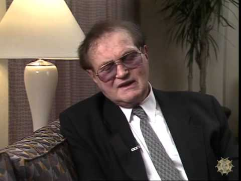 Lincoln Academy 1996 Interview Sid Luckman