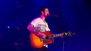 worse things happen at sea frank turner live roundhouse london 13 may 2018