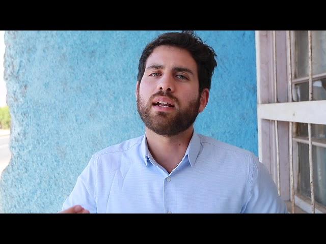Honorable Diputado Diego Ibáñez Apoya Comunidad en El Melón