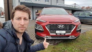 NEW Hyundai Kona 2018 Reviews My way.