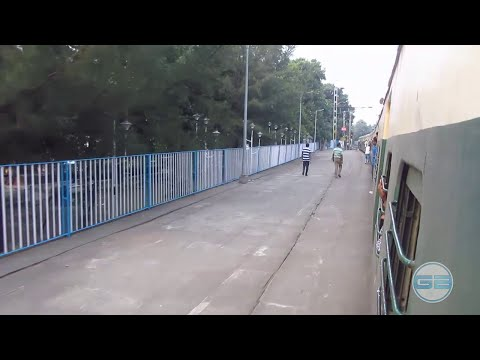 Complete coverage of circular railway Kolkata (Majherhat-Kolkata)