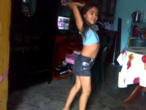 Xiomara bailando CANDY PERREO