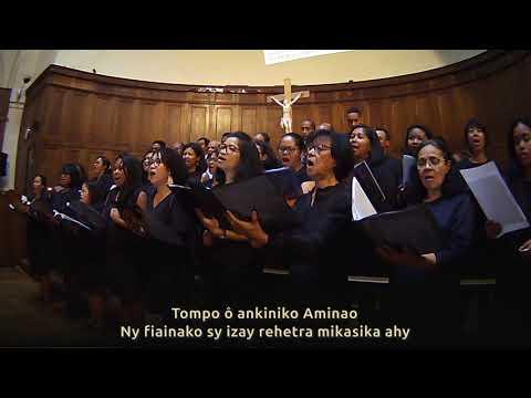 Chorale Fiderana : Vavaka (Poopy)