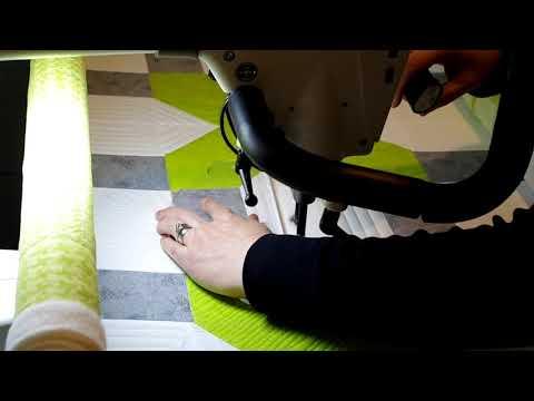 Ann Walsh Quilting: Long arm Custom Quilting 1, Handi Quilter Amara