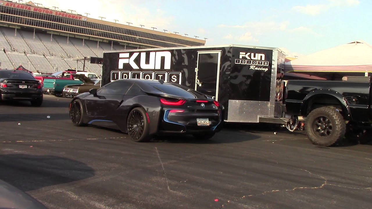 Bmw I8 Sexy Coupe Blacked Out Youtube