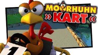 Moorhuhn Kart & diverse Moorhuhn-Teile! - Crap Racer