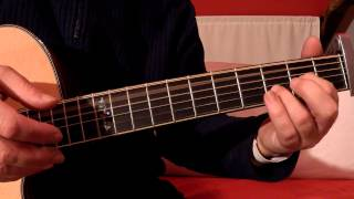 "HOW TO PLAY ON GUITAR ""ANOTHER DAY IN PARADISE"" DE PHIL COLLINS 2/2"