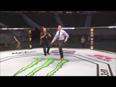 Georges St Pierre Steps Into The Octagon For The First Time In 3 Years