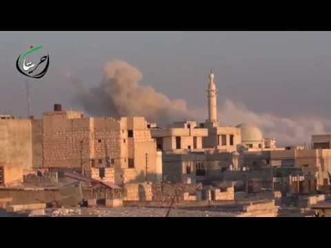 Обстановка в Сирии на 29.08.2016
