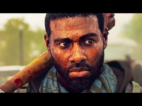 OVERKILL'S The WALKING DEAD Aiden Trailer (2018) PS4 / Xbox One / PC