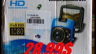 Випробування камери DVR автомобіля BlackBox. Повний HD. (1/2)