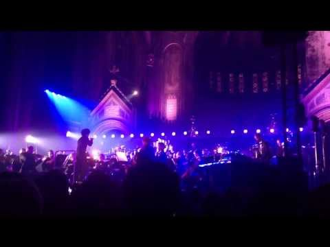 The Bells performed by Jeff Mills and the Flemish Symphonic Orchestra at Saint-Anna church in Ghent